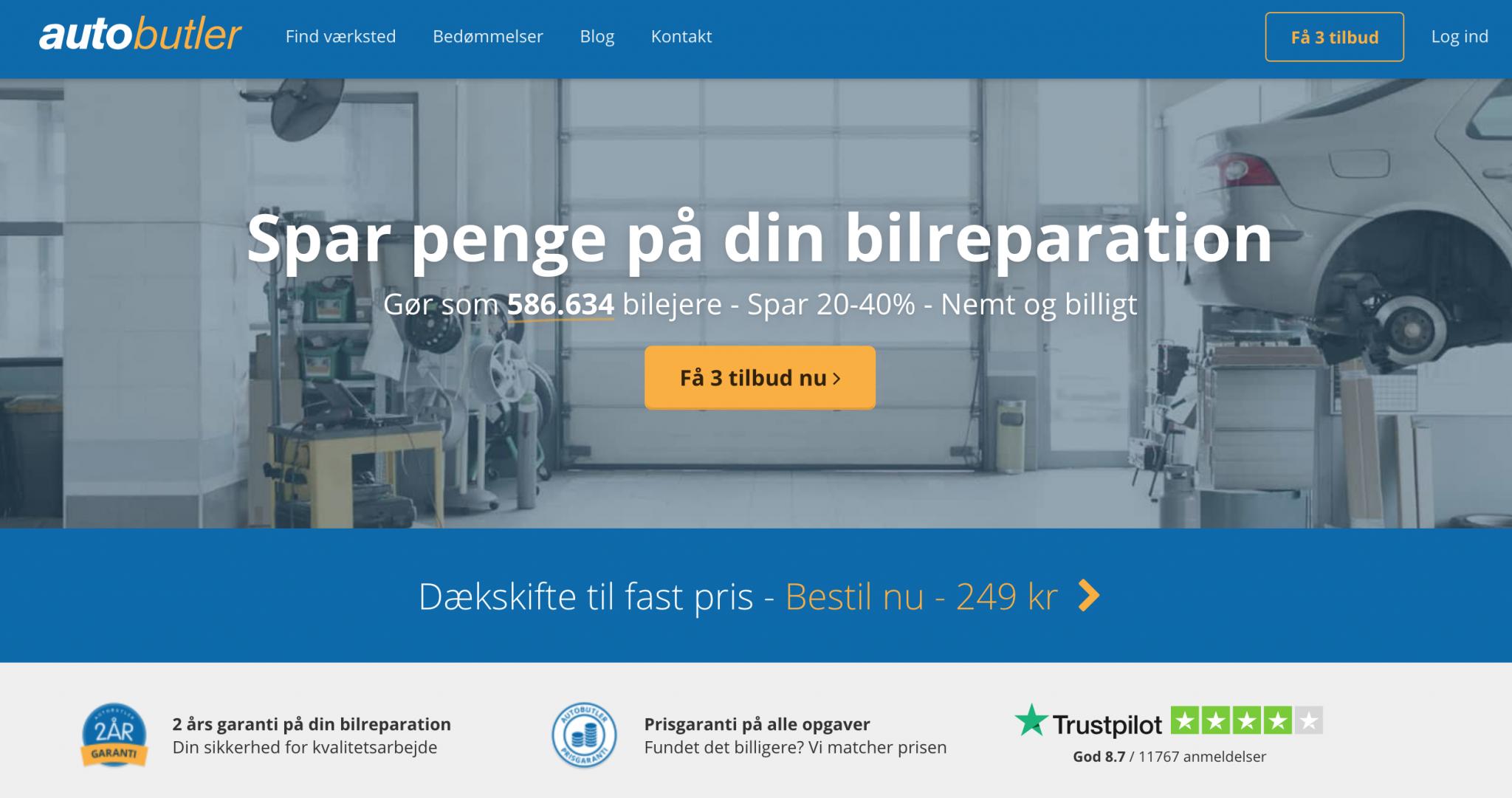 autobutler website